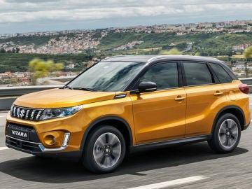 Suzuki presentará oficialmente la renovada familia Vitara
