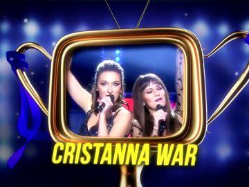 Cristina Pedroche y Anna Simon premios Zapeando