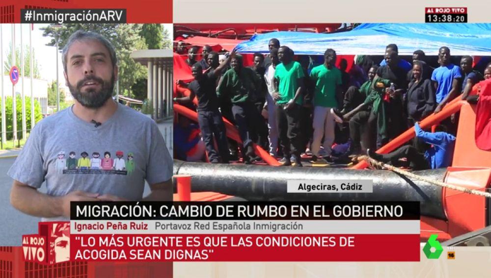 """""""El Gobierno no está desbordado, pero no tiene falta de previsión"""": el buque de Open Arms desembarca en Algeciras"""