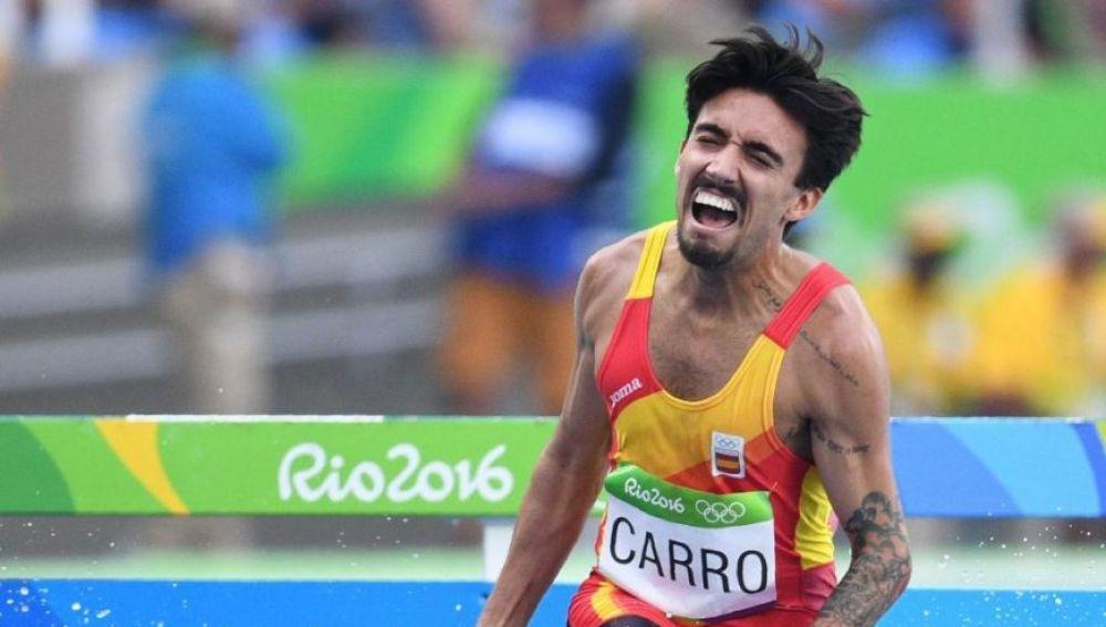Fernando Carro en Río de Janeiro