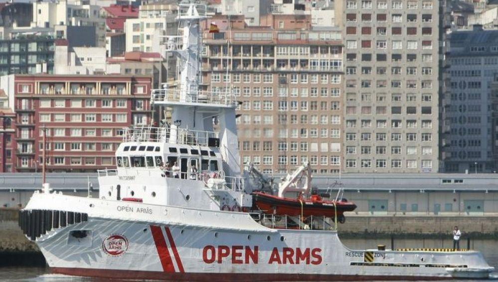 Barco Open Arms