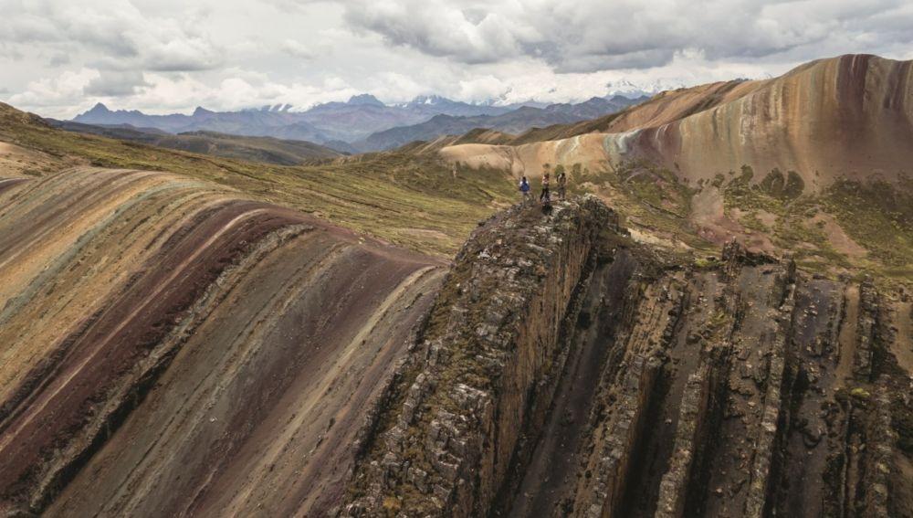 Cordillera Arcoiris de Palccoyo