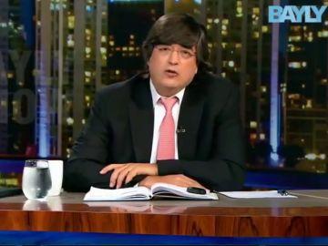 """El presentador peruano Jaime Bayly asegura que ya sabía el plan para atentar contra Maduro: """"EEUU aprobó la operación"""""""