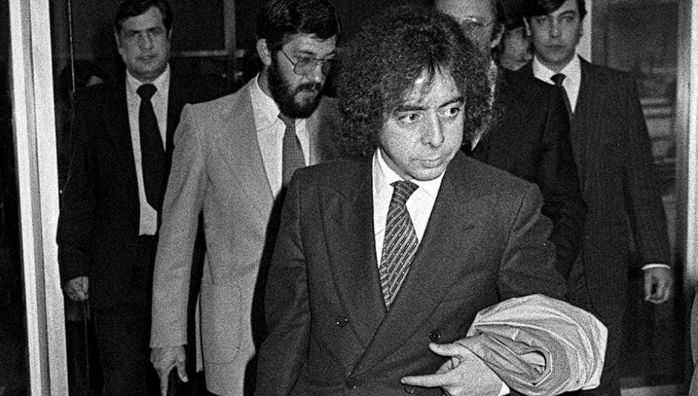 El torturador Billy El Niño en 1981