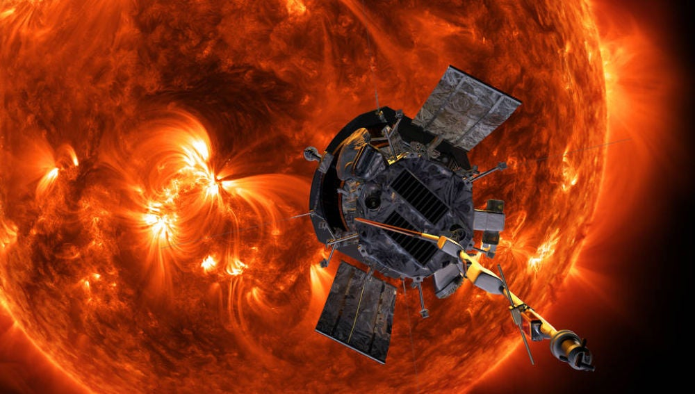 La mision Parker Solar Probe lista para acercar el Sol a la humanidad