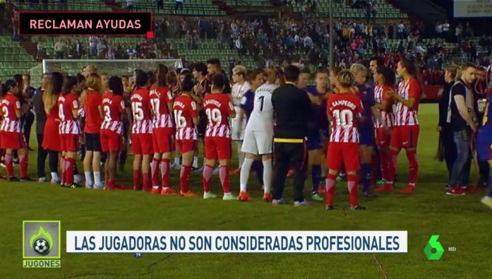 """El fútbol femenino denuncia las cláusulas antiembarazo: """"Los clubes comparan embarazo con dopaje"""""""