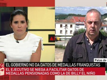 """Emilio Silva, presidente de 'Asociación para la Memoria Histórica"""": """"Nadie puede entender que se premie en democracia a un torturador"""""""