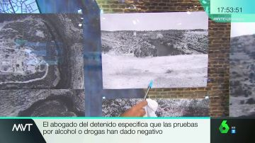 ¿Por qué había una persona grabando el momento?: la reconstrucción del accidente en el pantano de Alarcón, en Cuenca