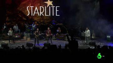 Marbella regresa a los 80, o la noche que el 'Starlite' nos devolvió nuestra 'movida' historia de la música