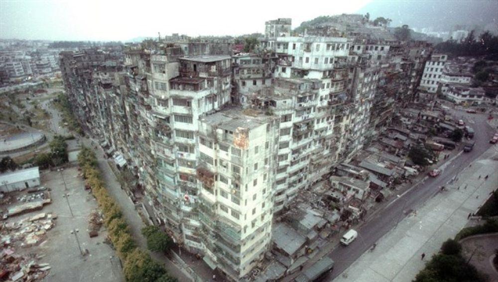 Kowloon, la ciudad más densa del mundo