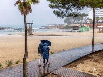 Playa de Camp de Mar, Mallorca