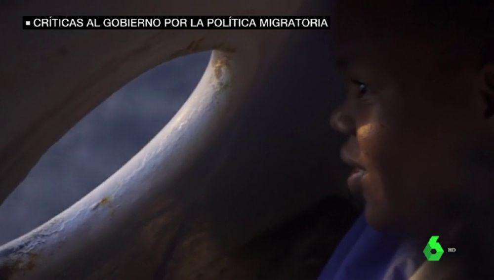 """El PP acusa al Gobierno del problema migratorio y Ciudadanos asegura que Sánchez """"solo presenta ocurrencias"""""""