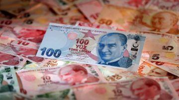 Liras turcas