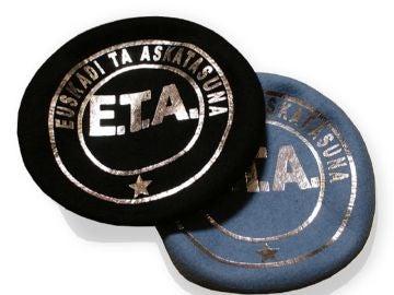 Boinas de ETA a la venta en la web Peel&Lift