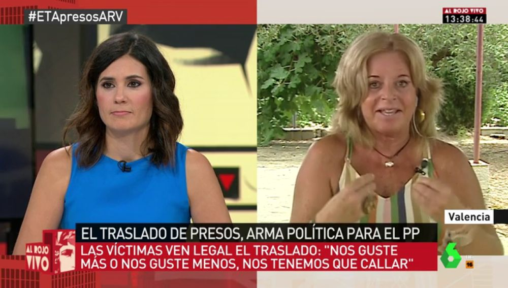 Consuelo Ordóñez, presidenta de Covite, en ARV.