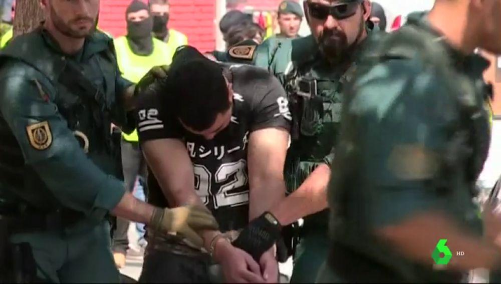 Uno de los detenidos por los atentados del 17A acudió a declarar como voluntario ante la Guardia Civil