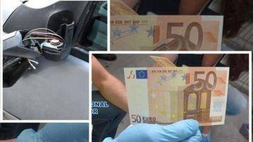 Timo del billete de 50 euros
