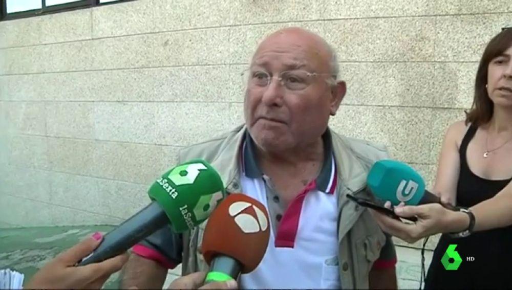 Manuel Charlín queda en libertad con cargos