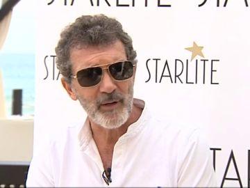 Antonio Banderas, anfitrión de la gala del Starlite