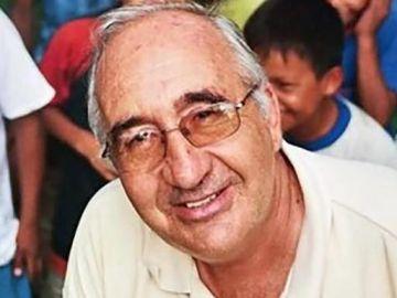 El sacerdote Carlos Riudavets, asesinado en la Amazonía peruana