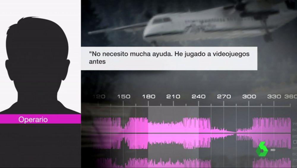 """Las grabaciones del piloto que robó un avión en Seatle minutos antes de estrellarse: """"No necesito ayuda, he jugado a videojuegos"""""""