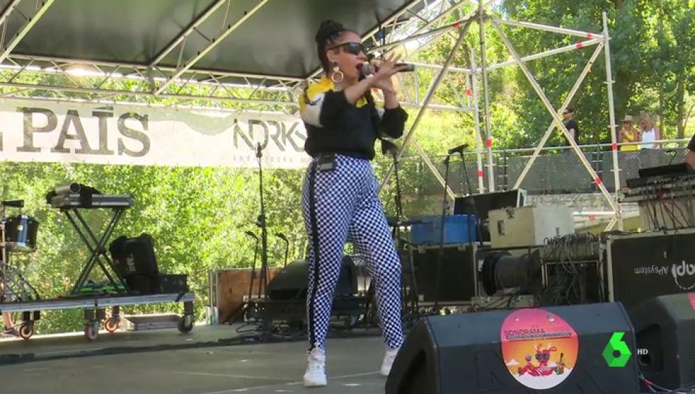 """""""Mi música va de resistencia, va de lucha, el repudio hacia el machismo"""": el festival Sonorama canta contra el machismo"""