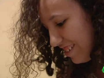 Natalia padece el síndrome de Dravet