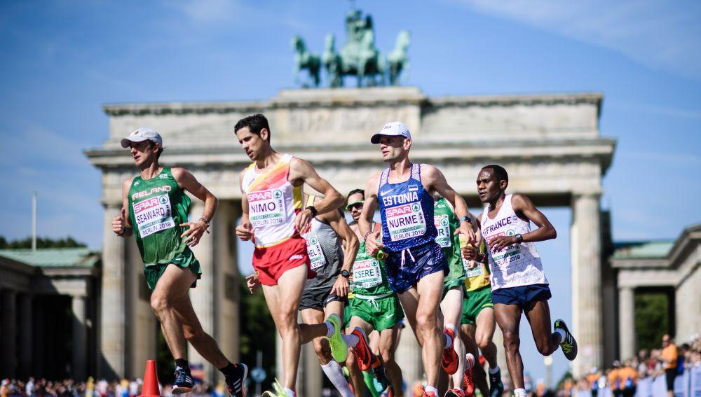 Maratón en Berlín