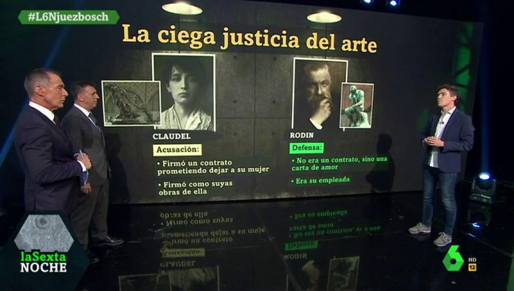 ¿Estarían hoy en la cárcel Van Gogh o Picasso?: Joaquim Bosch 'dicta' sentencia sobre los grandes pintores y sus 'grandes 'delitos'