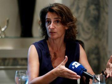 Entrevista a Teresa Ribera