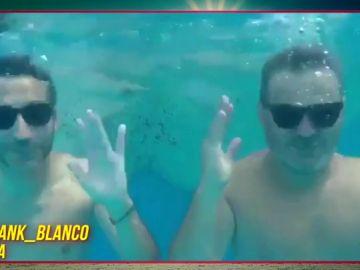 Frank Blanco y Miki Nadal