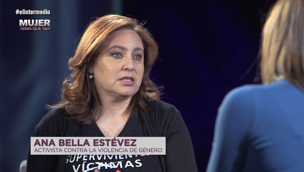 Ana Bella Estévez en El Intermedio