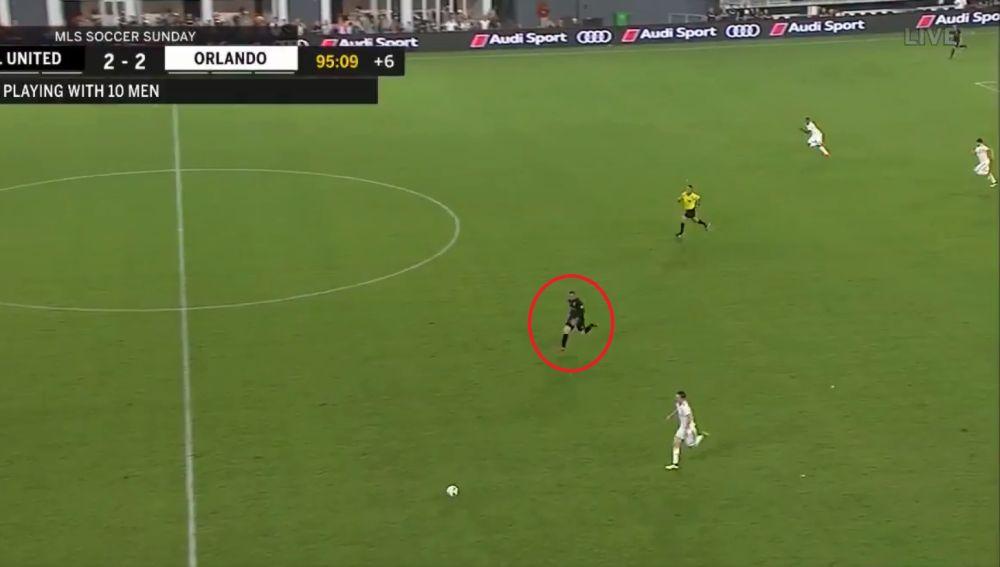 El jugadón de Wayne Rooney en la MLS