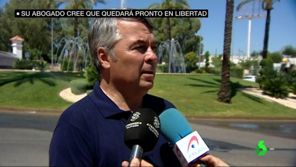 El abogado de Ángel Boza