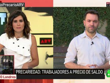 """Juán Ramón Rallo, sobre la precariedad laboral: """"Hay que eliminar rigidez en la legislación laboral para acabar con los fraudes"""""""