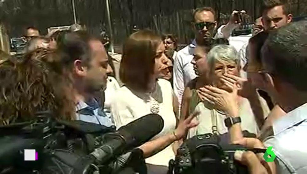 Vecinos de Gandía piden responsabilidades por el incendio
