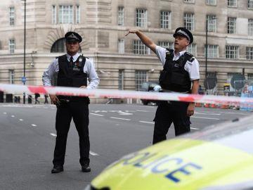 Detenidos en Londres