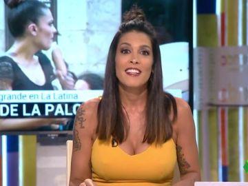 Lorena Castell en Zapeando
