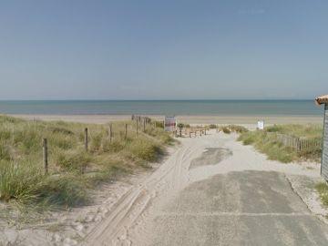 Playa de Barbatre.