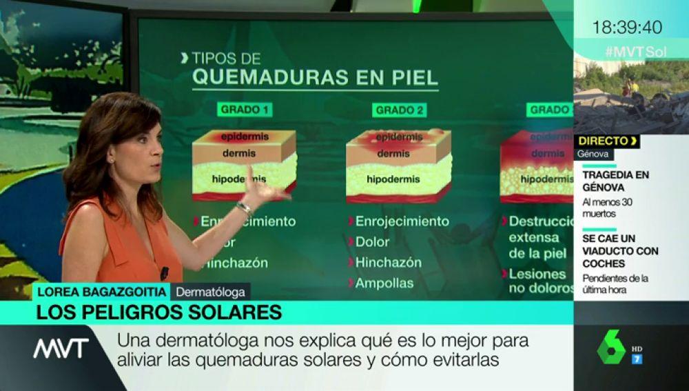Las quemaduras solares nos dejan huella de por vida: una dermatóloga explica cómo evitarlas y cómo tratar la piel afectada