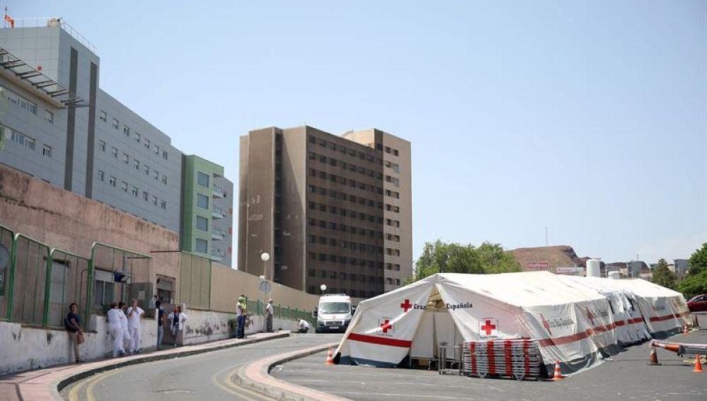 Imagen del Hospital Nuestra Señora de La Candelaria