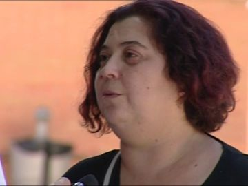 Belinda Justo, la madre de la joven asesinada en Dúrcal