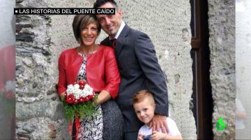 Las víctimas de la tragedia del puente Morandi en Génova