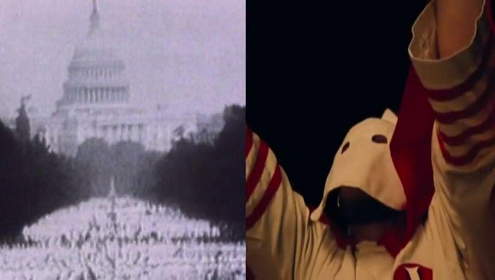 """La película sobre que el único negro del Ku Klux Klan que """"debe ver"""" Donald Trump"""