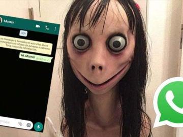 'Momo', el nuevo reto viral de chantaje a jóvenes