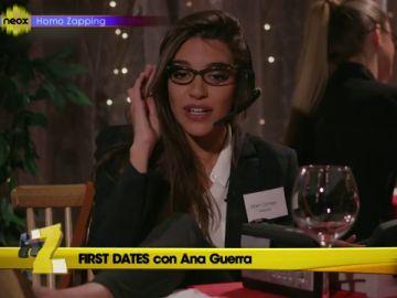 """Así fue el """"sorprendente"""" debut de Ana Guerra en Homo Zapping: """"Mucho arte ahí"""""""