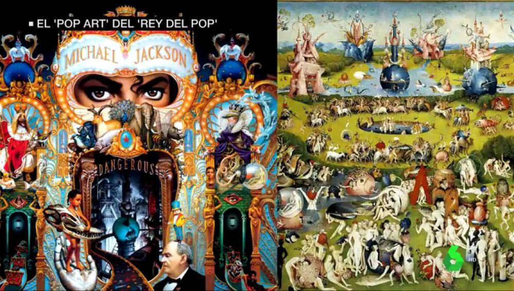 La National Gallery de Londres acoge una exposición de obras relacionadas con Michael Jackson