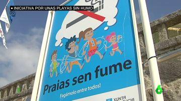 Decenas de playas le plantan cara a la nicotina: impulsan una iniciativa para que se desnormalice el uso del tabaco en estos espacios