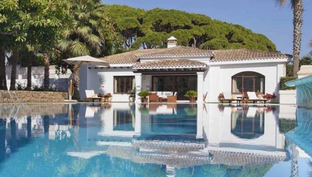 Imagen de la vivienda más cara de España