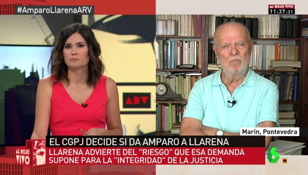 """'Foro Milicia y Democracia', crítico con el manifiesto que elogia la figura militar de Franco: """"Vamos a pedir la intervención en centros militares"""""""